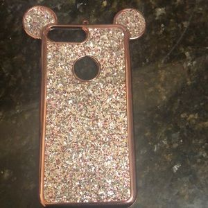 Minnie Mouse iPhone 8+ case
